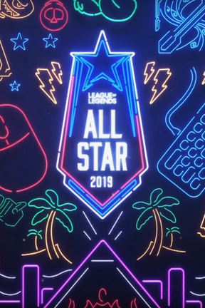 2019-12-06 All-Star 2019. Weekend z gwiazdami League of Legends