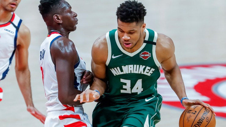NBA: Bucks zmiażdżyli Thunder!