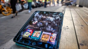 Donald Trump zakazał podpisywania umów z firmą od TikToka