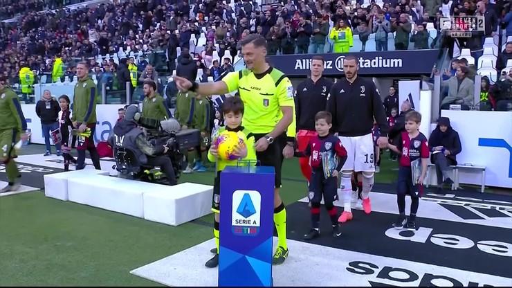 Juventus - Cagliari 4:0. Skrót meczu [ELEVEN SPORTS]