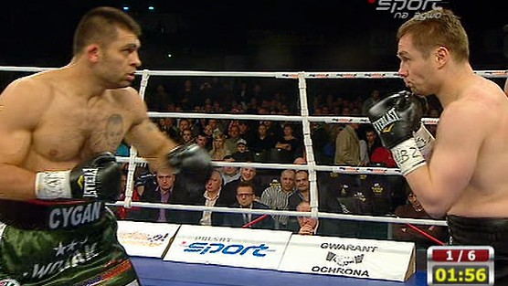 Sandro Siproshvili vs. David Kostecki