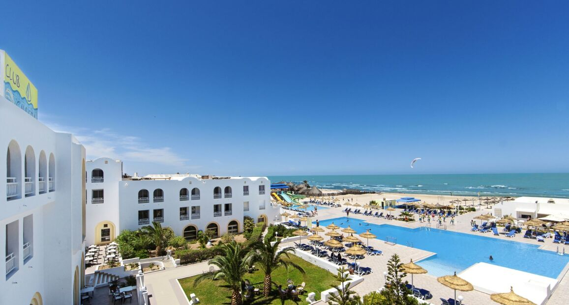 Club Calimera Yati Beach - Djerba - Tunezja