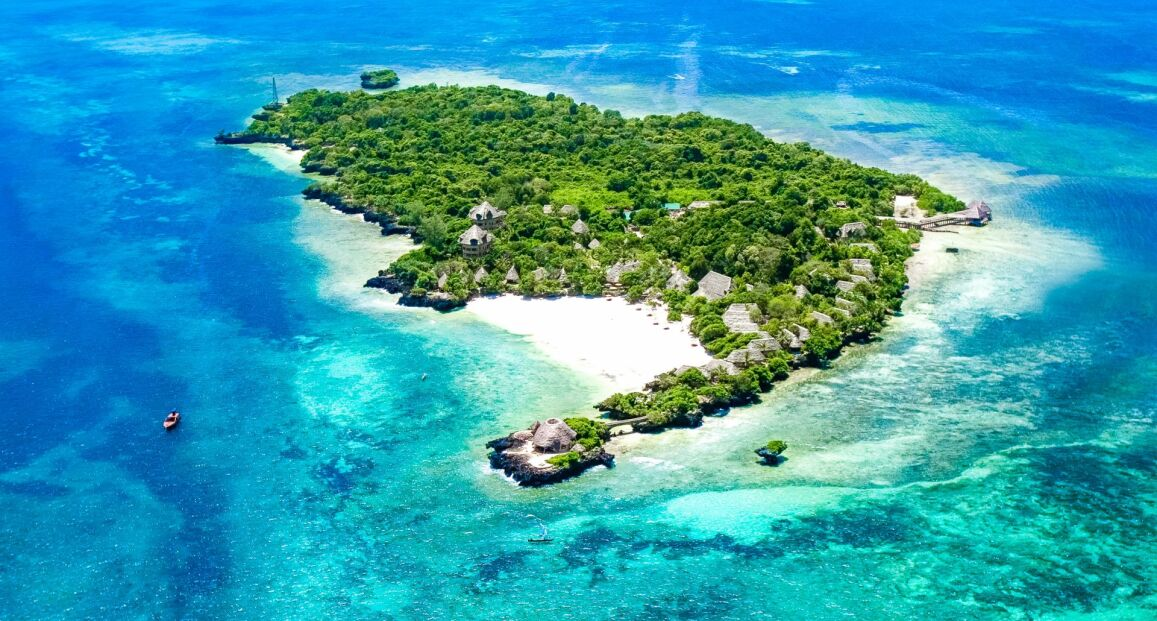 The Sands at Chale Island - Kenia