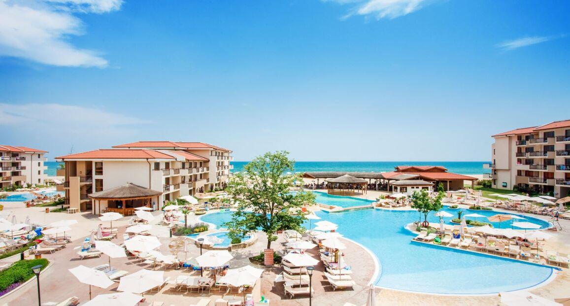 HVD Club Hotel Miramar - Riwiera Bułgarska - Bułgaria